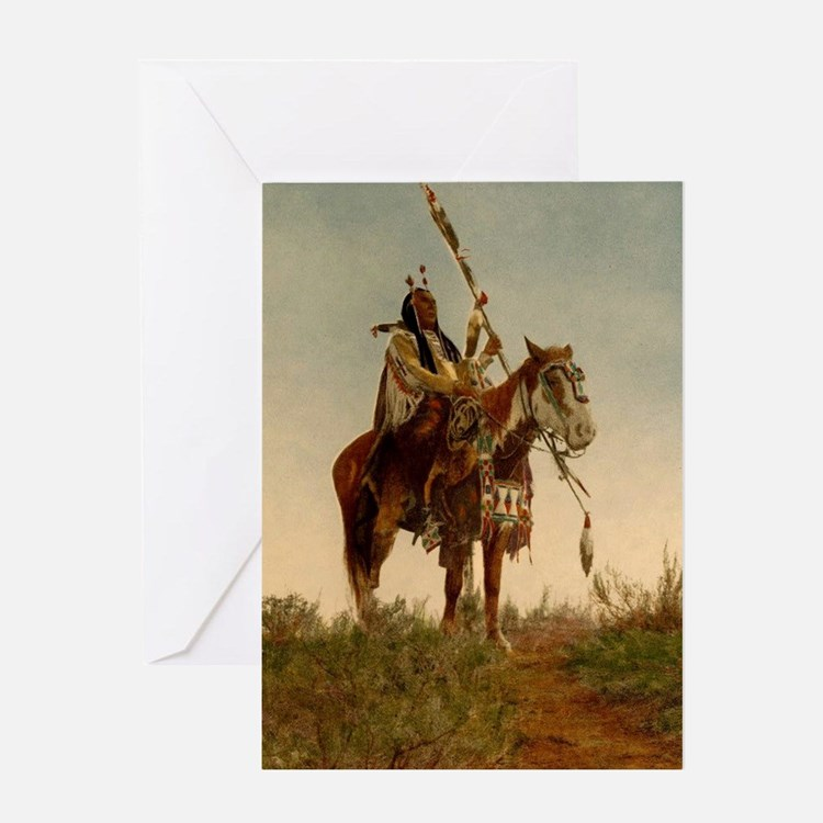 american indian greeting cards  card ideas, sayings, designs, Greeting card