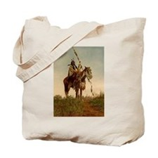 native americans Tote Bag