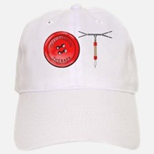 OT Button Design Baseball Baseball Cap