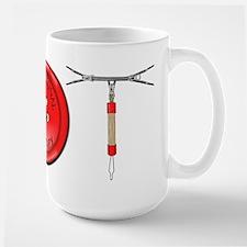 OT Button Design Mug