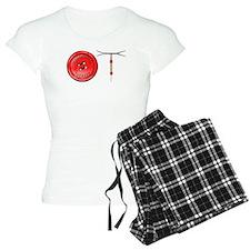 OT Button Design Pajamas