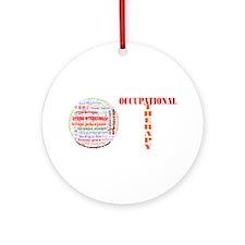 The World of OT Ornament (Round)