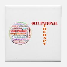 The World of OT Tile Coaster