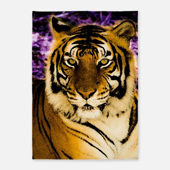 RoyalTiger 5'x7'Area Rug