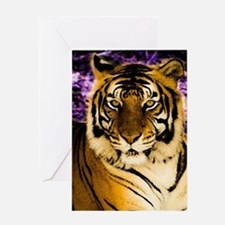 RoyalTiger Greeting Card