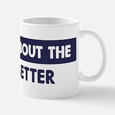 About IRISH SETTER Mug