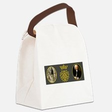 J.S. Bach Canvas Lunch Bag