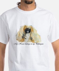 Pekingese Heart Shirt