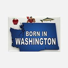 WASHINGTON BORN Magnets