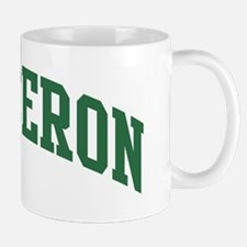 Beauceron (green) Mug
