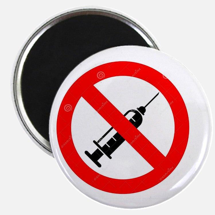 No Vaccine Magnets