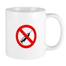 No Vaccine Mugs