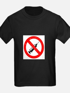 No Vaccine T-Shirt
