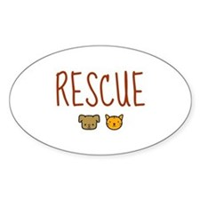 Rescue Decal