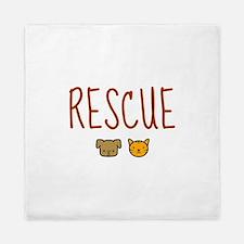 Rescue Queen Duvet