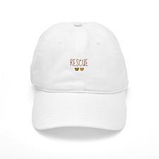 Rescue Baseball Baseball Cap