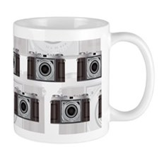 Retro Camera Mugs
