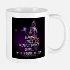 Purple Warrior © Mugs