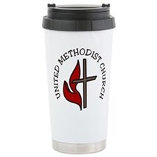 Funny Church holy cross Travel Mug