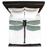 Nature Luxe King Duvet Cover