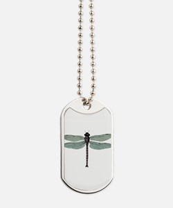 Dragonfly Dog Tags