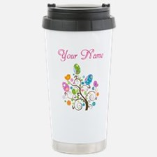 Personalized Easter Tree Travel Mug