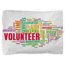 Volunteer Pillow Sham
