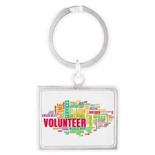Volunteer Keychains
