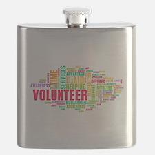 Volunteer Flask