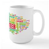 Volunteer Large Mugs (15 oz)