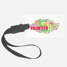 Volunteer Luggage Tag