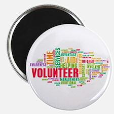 Volunteer Magnets