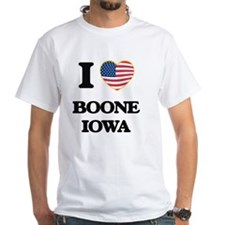 I love Boone Iowa T-Shirt