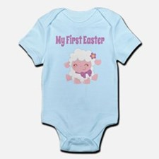 My First Easter (Lamb) Body Suit