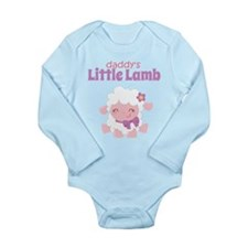 Daddy's Little Lamb Body Suit