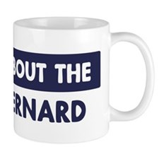 About SAINT BERNARD Coffee Mug