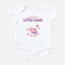 Grandma's Little Lamb Body Suit