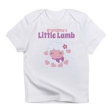 Grandma's Little Lamb Infant T-Shirt