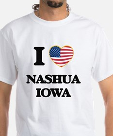 I love Nashua Iowa T-Shirt