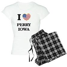 I love Perry Iowa Pajamas
