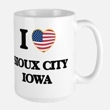 I love Sioux City Iowa Mugs