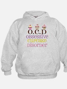 Obsessive Cupcake Disorder Hoodie