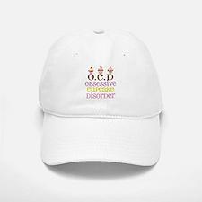 Obsessive Cupcake Disorder Baseball Baseball Cap