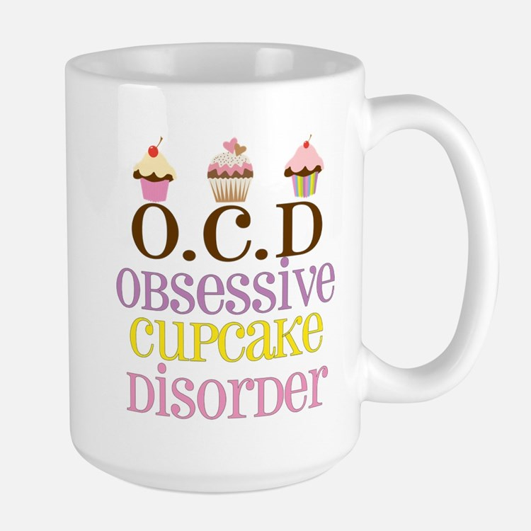 Obsessive Cupcake Disorder Mug