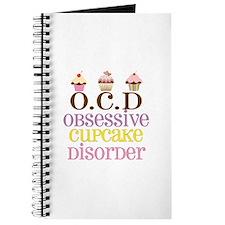 Obsessive Cupcake Disorder Journal