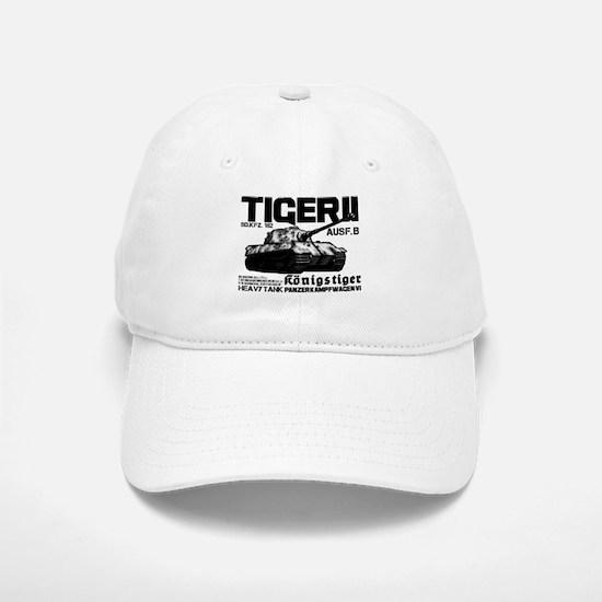 Tiger II Baseball Baseball Baseball Cap
