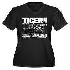 Tiger II Plus Size T-Shirt