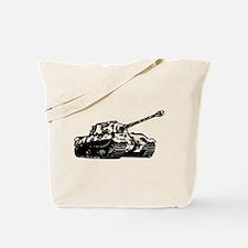 Tiger II Tote Bag