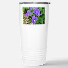Are Violets Blue? Travel Mug
