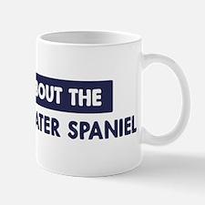 About AMERICAN WATER SPANIEL Mug